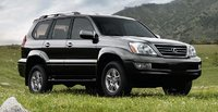 2009 Lexus GX 470, Front Right Quarter View, exterior, manufacturer