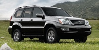 2009 Lexus GX 470, Front Right Quarter View, manufacturer, exterior