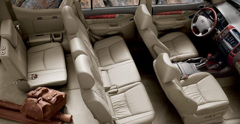 2009 Lexus GX 470 - Interior Pictures - CarGurus