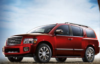 2009 Infiniti QX56 Picture Gallery