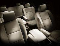 2009 Infiniti QX56, Interior View, interior, manufacturer