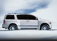 2009 Infiniti QX56, Right Side View, exterior, manufacturer