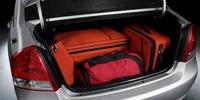 2009 Kia Spectra, Interior Cargo View, interior, exterior, manufacturer