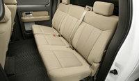 2009 Ford F-150, Interior Backseat View, interior, manufacturer