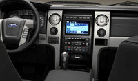 2009 Ford F-150, Interior Dashboard View, interior, manufacturer