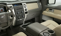 2009 Ford F-150, Interior Front View, interior, manufacturer