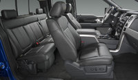 2009 Ford F-150, Interior Side View, interior, manufacturer, gallery_worthy