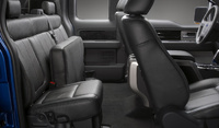 2009 Ford F-150, Interior Side View, manufacturer, interior
