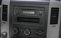 2009 Dodge Sprinter Cargo, Interior Dash Zoom View, interior, manufacturer
