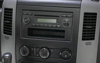 2009 Dodge Sprinter Cargo, Interior Dash Zoom View, manufacturer, interior