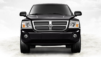 2009 Dodge Dakota, Front View, manufacturer, exterior