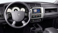 2009 Dodge Dakota, Interior View, manufacturer, interior