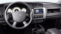 2009 Dodge Dakota, Interior View, interior, manufacturer