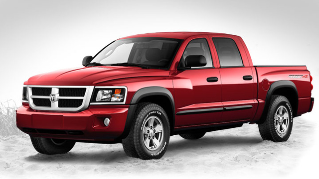2009 Dodge Dakota - Overview - CarGurus