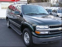 2004 Chevrolet Suburban Overview