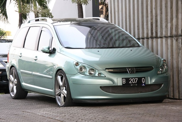 Picture of 2002 Peugeot 307, exterior, gallery_worthy