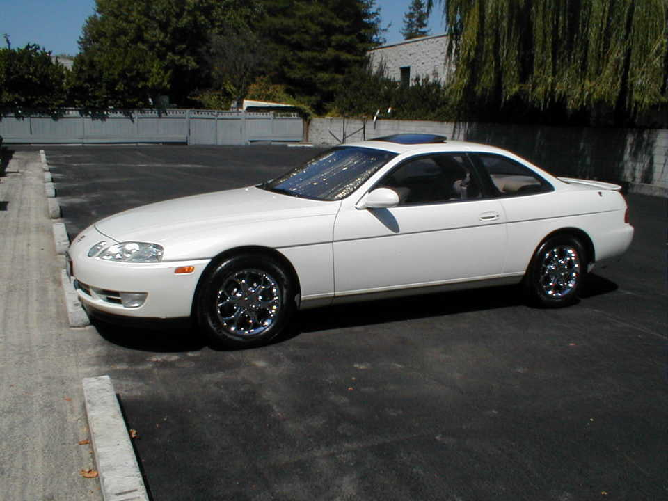 Amazing blog for Cars Wallpapers: 92 lexus sc400 coupe