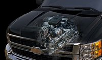 2009 Chevrolet Silverado 2500HD, Engine, manufacturer