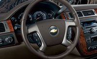 2009 Chevrolet Silverado 2500HD, Interior Dash View, interior, manufacturer