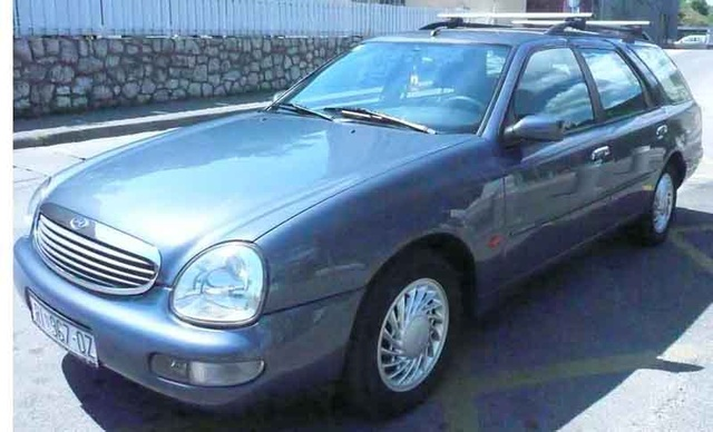 Picture of 1995 Ford Scorpio, exterior, gallery_worthy