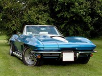 Picture of 1967 Chevrolet Corvette Convertible Roadster, exterior