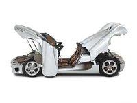 2002 Koenigsegg CC8S Overview
