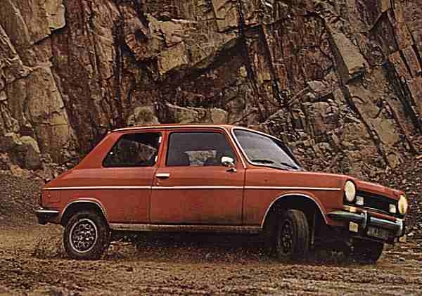 Picture of 1979 Simca 1100