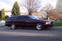1995 Chevrolet Caprice, 1995 Buick Roadmaster 4 Dr Estate Wagon picture, exterior