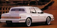 Picture of 1992 Chrysler Imperial 4 Dr STD Sedan, exterior