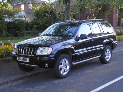 picture of 2004 jeep grand cherokee special edition 4wd exterior. Cars Review. Best American Auto & Cars Review
