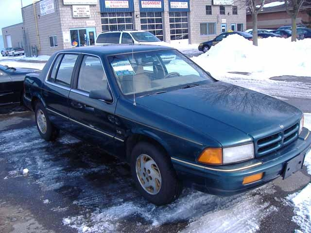 Picture of 1990 Dodge Spirit 4 Dr ES Sedan