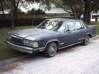 Mercury Grand Marquis Questions - How do I remove the