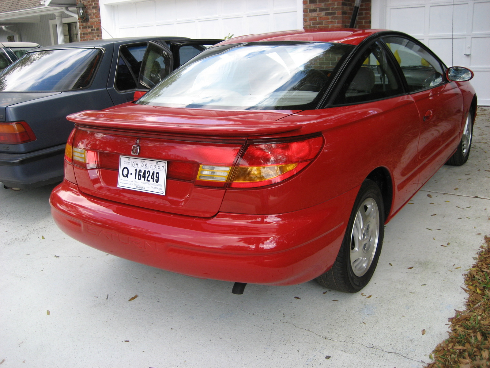 Saturn S Series Dr Sc Coupe Pic