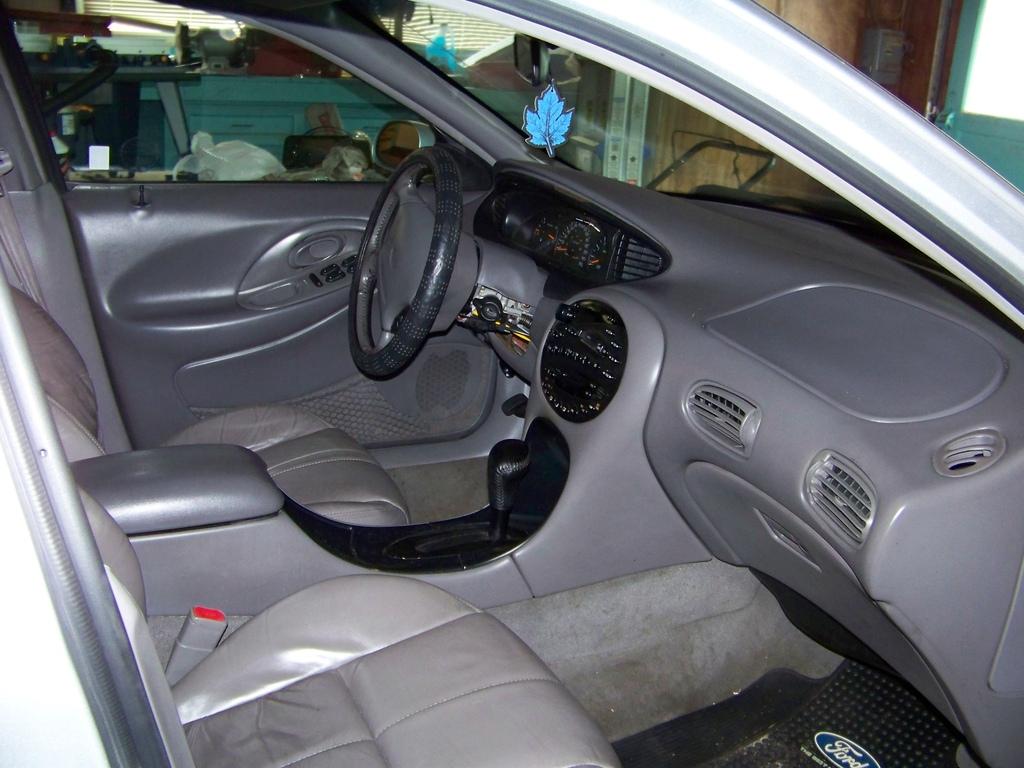 1997 ford taurus interior pictures cargurus