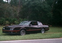 Picture of 1988 Chevrolet Monte Carlo, exterior