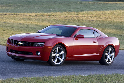 Picture of 2010 Chevrolet Camaro, exterior, manufacturer, gallery_worthy