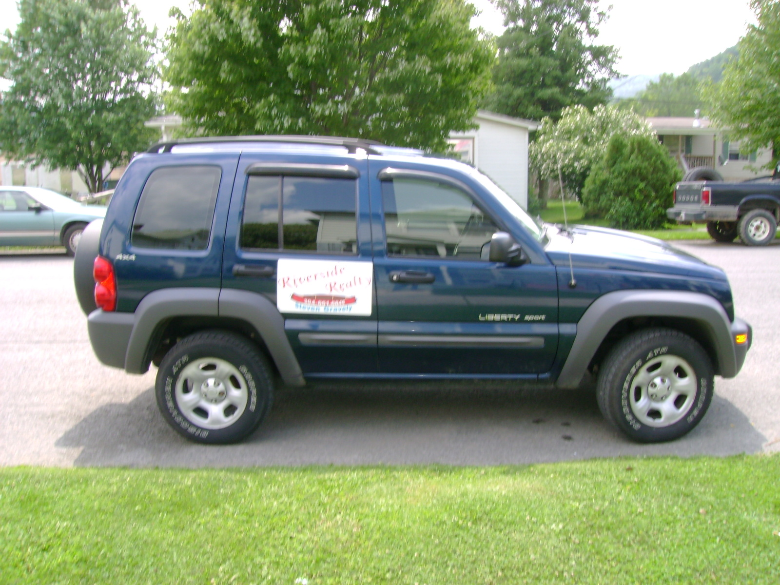 Picture Of 2002 Jeep Liberty Sport 4wd Exterior