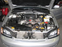 Picture of 2004 Subaru Legacy L 35th Anniversary Edition, engine