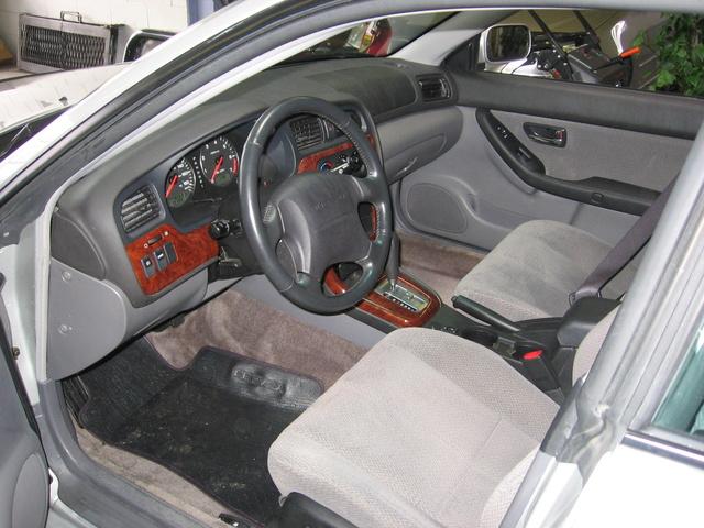 2004 Subaru Legacy Interior Pictures Cargurus