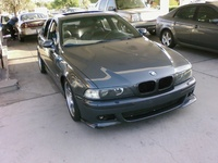 2001 BMW M5 Base, 2001 BMW M5 4 Dr STD Sedan picture, exterior