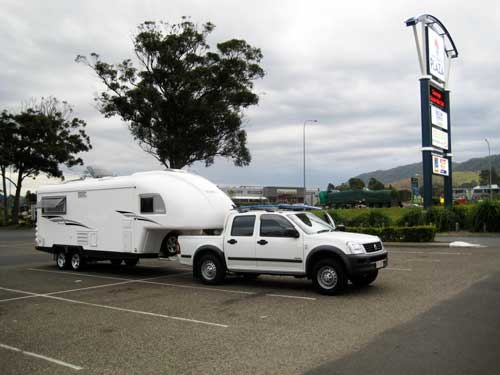Picture of 2008 Holden Rodeo, exterior