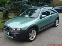 Picture of 2004 Rover Streetwise, exterior, gallery_worthy