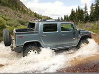 Picture of 2007 Hummer H2 SUT, exterior