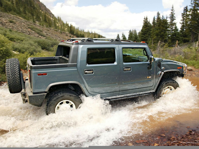 Picture of 2007 Hummer H2 SUT