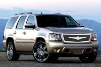 Picture of 2008 Chevrolet Tahoe, exterior