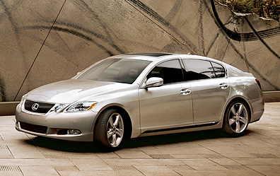2008 Lexus ES 350 Base picture