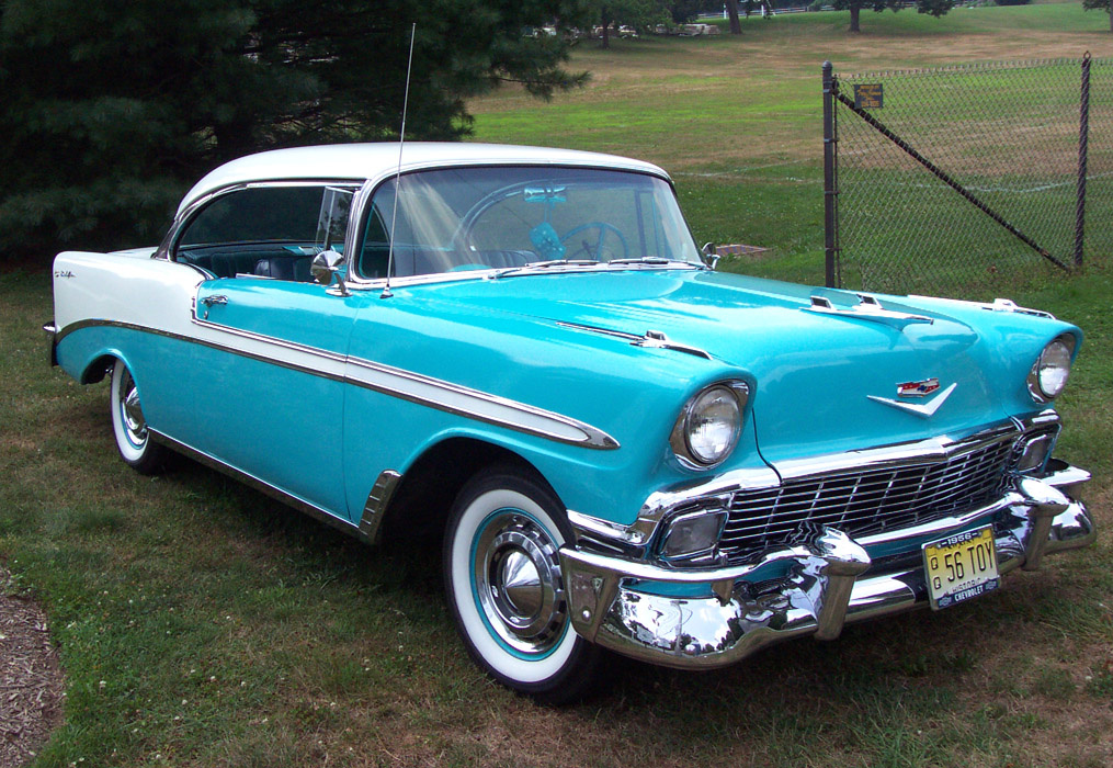 1956 Chevrolet Bel Air - Overview - CarGurus