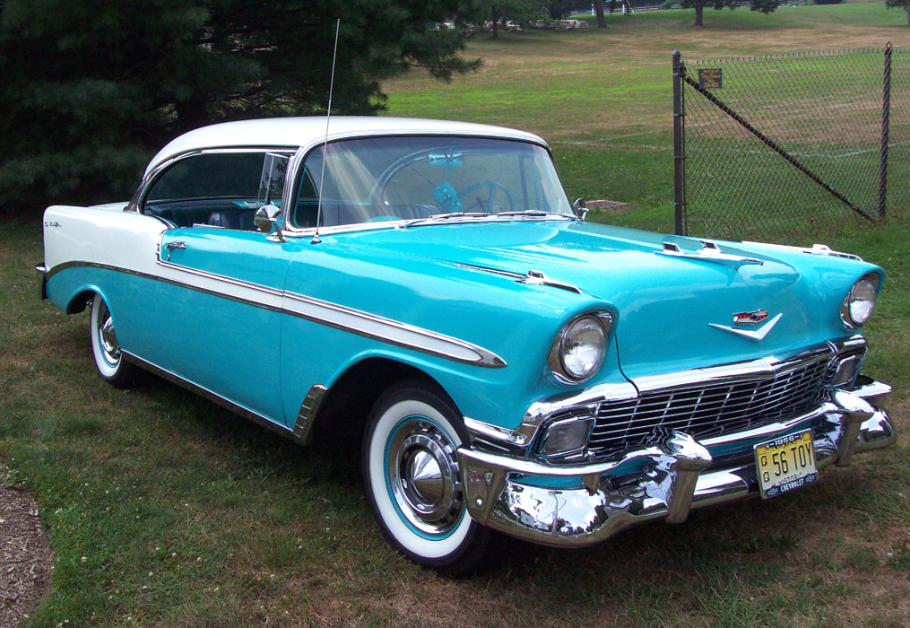 1956 Chevrolet Bel Air picture