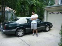 1994 Cadillac Eldorado Touring Coupe, 1994 Cadillac Eldorado 2 Dr Touring Coupe picture, exterior
