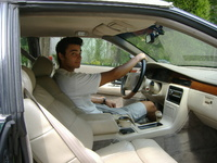 Picture of 1994 Cadillac Eldorado Touring Coupe, interior